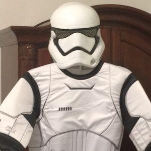 Kids Large Stormtrooper Costume